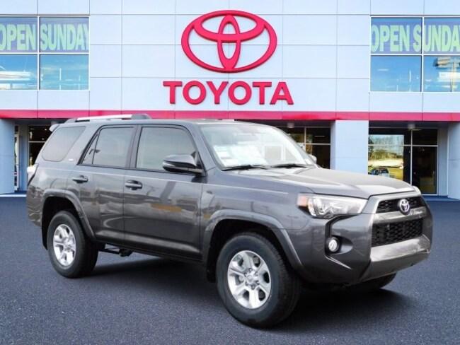 New 2019 Toyota 4Runner SR5 Premium SUV For Sale in Durham, NC