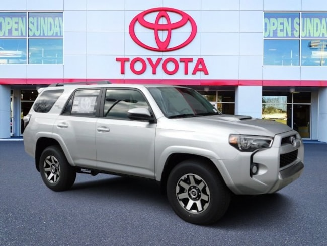 New 2019 Toyota 4Runner TRD Off Road SUV For Sale in Durham, NC