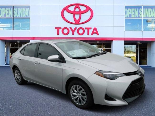 New 2019 Toyota Corolla LE Sedan For Sale in Durham, NC
