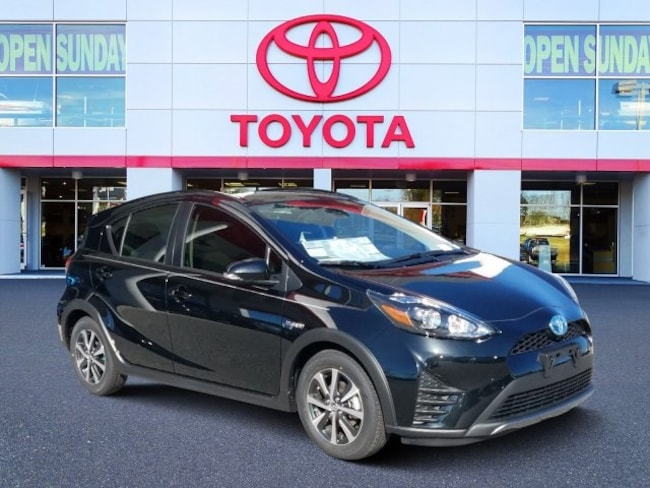 New 2019 Toyota Prius c LE Hatchback For Sale in Durham, NC