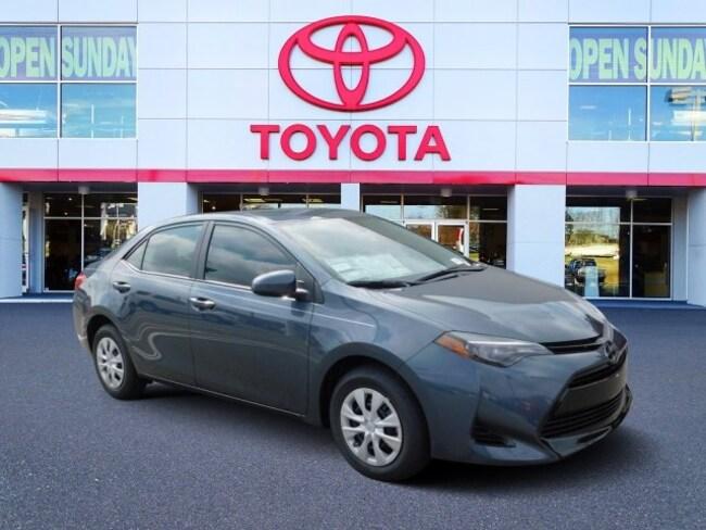 New 2019 Toyota Corolla L Sedan For Sale in Durham, NC