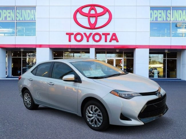 New 2019 Toyota Corolla LE Sedan For Sale in Durham, NC
