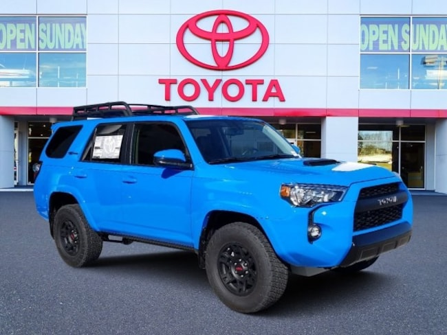 New 2019 Toyota 4Runner TRD Pro SUV For Sale in Durham, NC