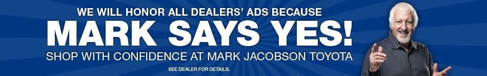 ABOUT Mark Jacobson Toyota Of Durham NC