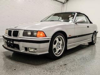 1999 BMW M3 Base Convertible
