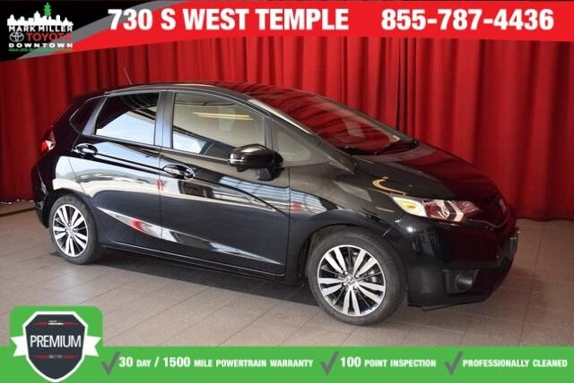 Used 2015 Honda Fit EX For Sale in Salt Lake City UT