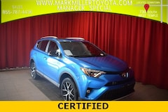 Certified 2016 Toyota RAV4 SE SUV in Salt Lake City, UT