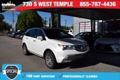 Bargain Used 2007 Acura MDX Technology SUV under $10,000 for Sale in Salt Lake City, UT