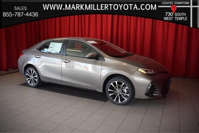 Bargain Used 2019 Toyota Corolla SE Sedan in Salt Lake City, UT