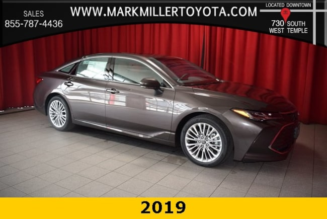 New 2019 Toyota Avalon Limited Sedan in Salt Lake City
