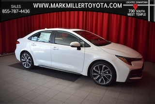 2020 Toyota Corolla SE Sedan in Salt Lake City, UT