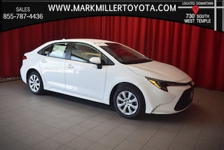 New 2020 Toyota Corolla LE Sedan in Salt Lake City, UT