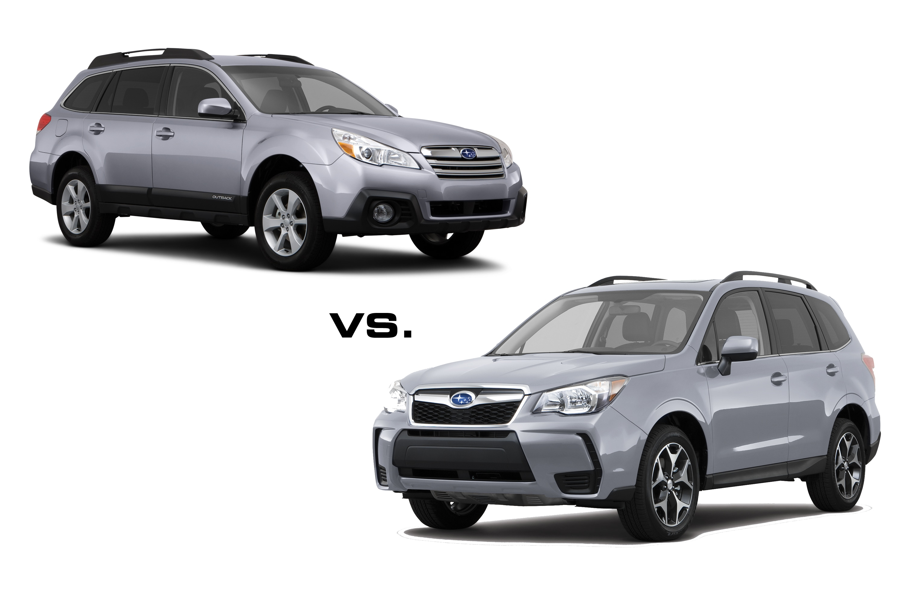 Subaru forester vs outback 2017