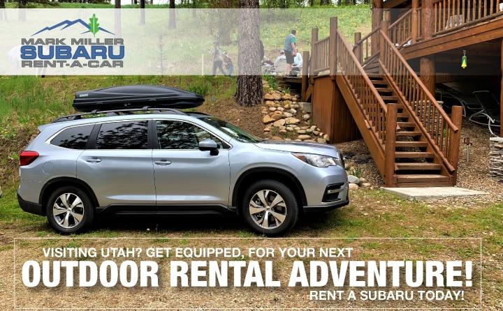 Rental Cars Utah >> Mark Miller Subaru Rent A Car Mark Miller Subaru Midtown