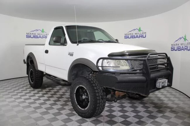Used Trucks for Sale in Salt Lake City at Mark Miller Subaru Midtown