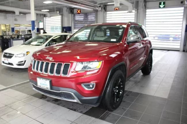 Used Jeep Grand Cherokee for sale near Salt Lake City, UT