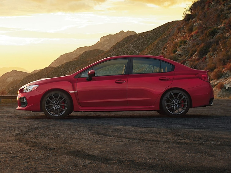 New 2019 Subaru WRX Limited Sedan Sandy UT