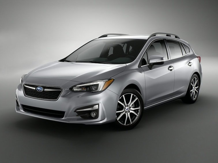 New 2019 Subaru Impreza 2.0i Limited 5-door Sandy UT