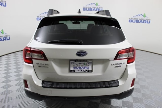 Used 2017 Subaru Outback For Sale at Southtowne Automall | VIN