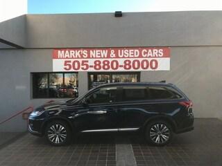 New vehicle 2019 Mitsubishi Outlander ES CUV for sale in Albuquerque, NM