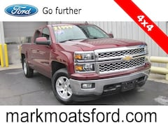 Used 2015 Chevrolet Silverado 1500 for sale in Defiance, OH