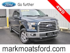 Used 2016 Ford F-150 for sale in Defiance, OH