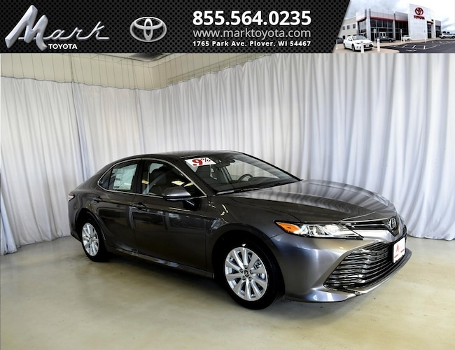 New 2019 Toyota Camry LE Sedan T5517 in Plover, WI