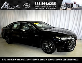 Used 2019 Toyota Avalon Hybrid XSE w/Apple Car Play, Heated Ultra Suede Leather S Sedan in Plover, WI