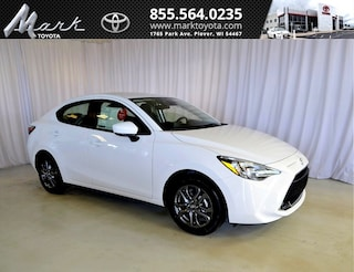 New 2019 Toyota Yaris LE Sedan T5546 in Plover, WI
