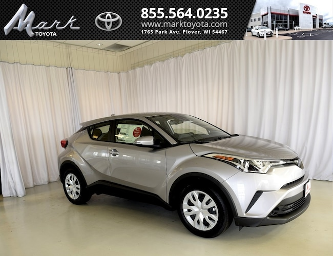 New 2019 Toyota C Hr Le For Sale In Plover Near Stevens Point