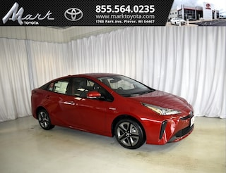 New 2019 Toyota Prius Limited Hatchback T5661 in Plover, WI