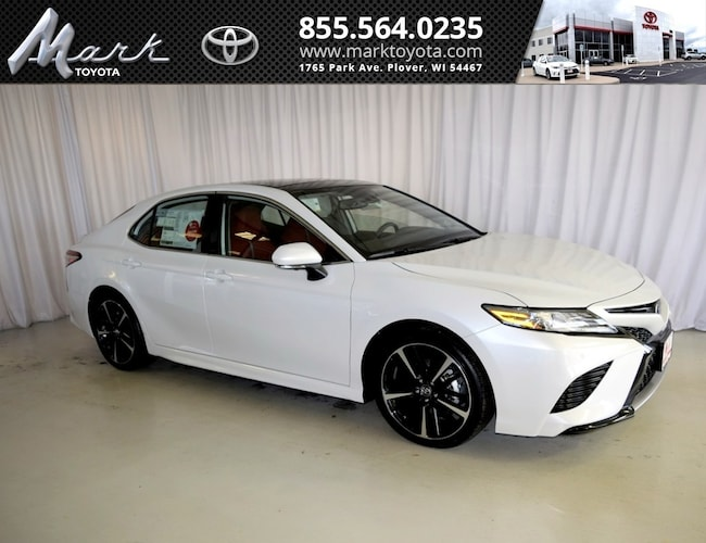 New 2019 Toyota Camry Xse V6 For Sale In Plover Near Stevens Point