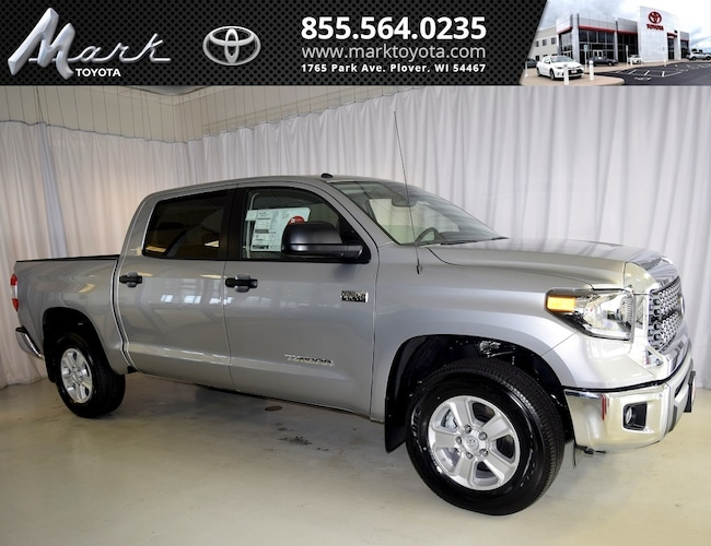 New 2019 Toyota Tundra 4x4 SR5 Upgrade 5.7L Truck CrewMax T5031 in Plover, WI
