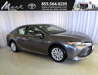 New 2019 Toyota Camry LE Sedan T5523 in Plover, WI