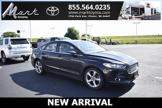 Bargain 2014 Ford Fusion SE w/Bluetooth, Alloy Wheels & Power Package Sedan T5656A in Plover, WI