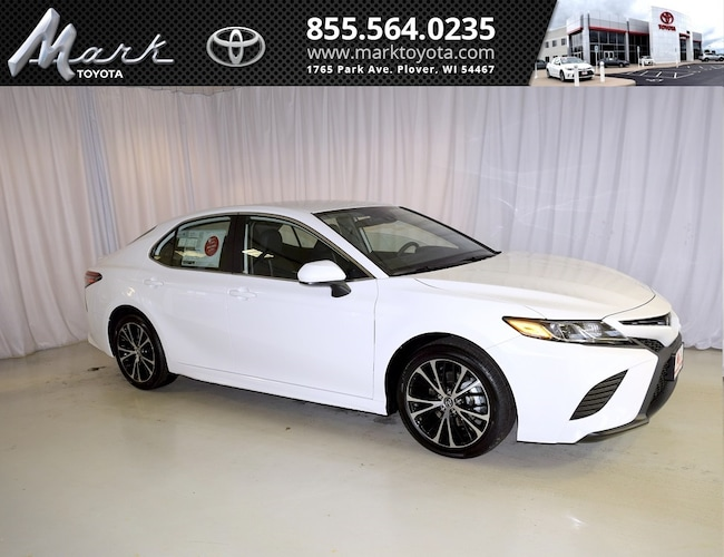 New 2019 Toyota Camry SE Sedan T5172 in Plover, WI