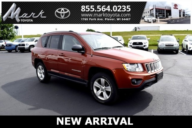 Cars That Start With W >> Used 2012 Jeep Compass For Sale In Plover Wi Near Stevens Point