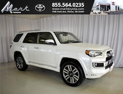 New 2019 Toyota 4Runner 4x4 Limited - 3rd Row Seat SUV T5670 Plover, WI