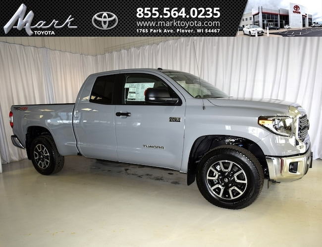 New 2019 Toyota Tundra 4x4 SR5 TRD Off Road 5.7L Truck Double Cab T5137 in Plover, WI