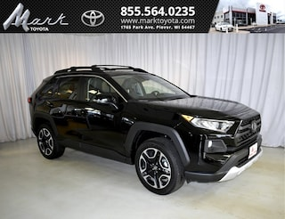 New 2019 Toyota RAV4 Adventure AWD - Moonroof SUV T5375 in Plover, WI