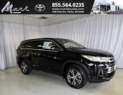 New 2019 Toyota Highlander LE V6 AWD - 2nd Row Bench SUV T5530 Plover, WI