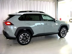 New 2019 Toyota RAV4 Adventure AWD - Moonroof & Cold Weather Pkg SUV T5677 Plover, WI