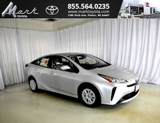New 2019 Toyota Prius LE Hatchback T5585 in Plover, WI
