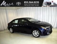 New 2020 Toyota Corolla LE Sedan T5648 Plover, WI