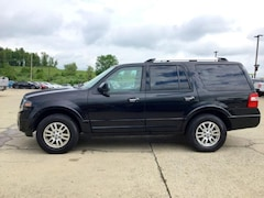 Used 2014 Ford Expedition 4WD 4dr Limited Sport Utility in Jackson, OH
