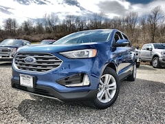 New 2020 Ford Edge SEL SUV in Jackson, OH