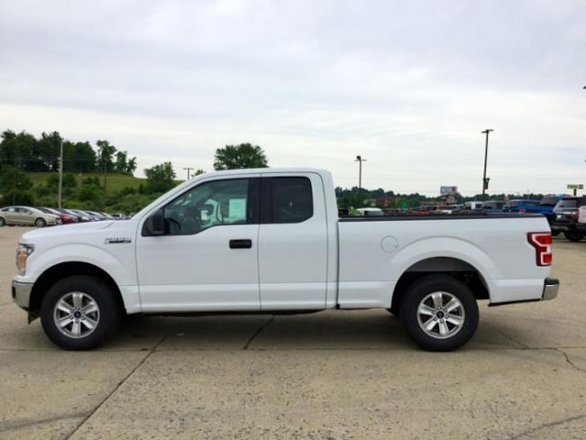 New 2019 Ford F-150 XLT 2WD Supercab 6.5 Box Extended Cab Pickup in Jackson, OH