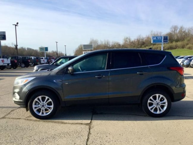 New 2019 Ford Escape SE 4WD Sport Utility in Jackson, OH