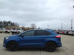 New 2019 Ford Edge ST SUV in Jackson, OH