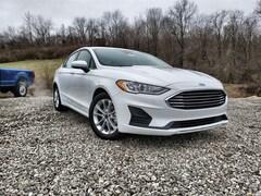 New 2020 Ford Fusion SE Sedan in Jackson, OH